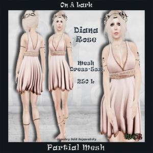 _OAL_ Diana ~ Rose